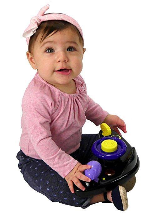 Andador Infantil Menina WB KidsEmbrace Baby Batgirl Activity Walker 4