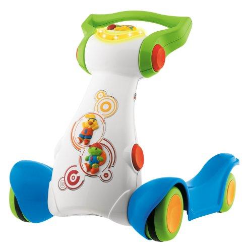 Andador Infantil Musical com Ajuste Ergonômico Baby Jogging Chicco