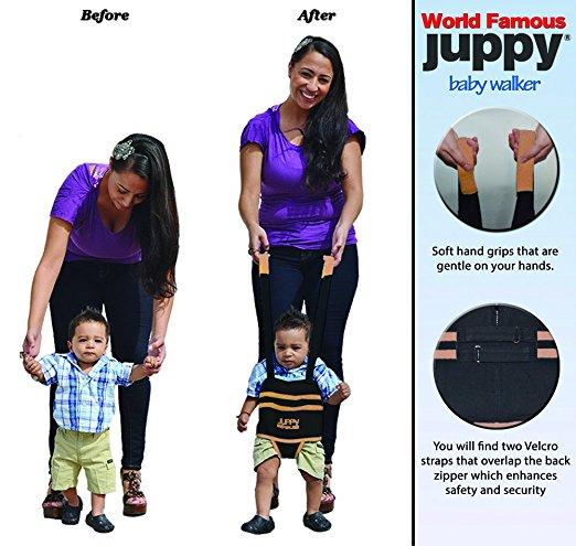 Andador Portátil Para Bebes Juppy Baby Walker 100% Algodão 2