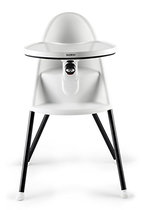 BABYBJORN High Chair – White