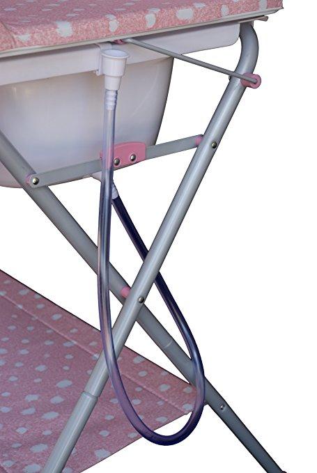 Baby Diego Bathinette Standard, Pink 2