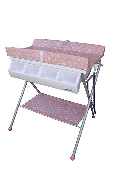 Baby Diego Bathinette Standard, Pink