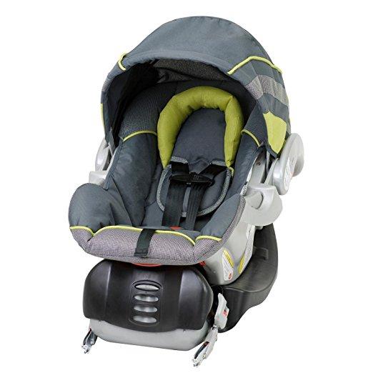 Cadeirinha Bebê conforto Baby Trend Flex-Loc Infant Car Seat, Carbon