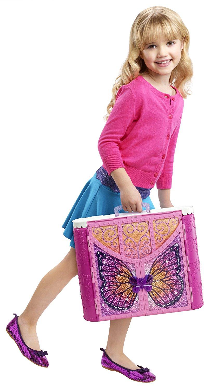 Barbie Mariposa and The Fairy Princess Playset6