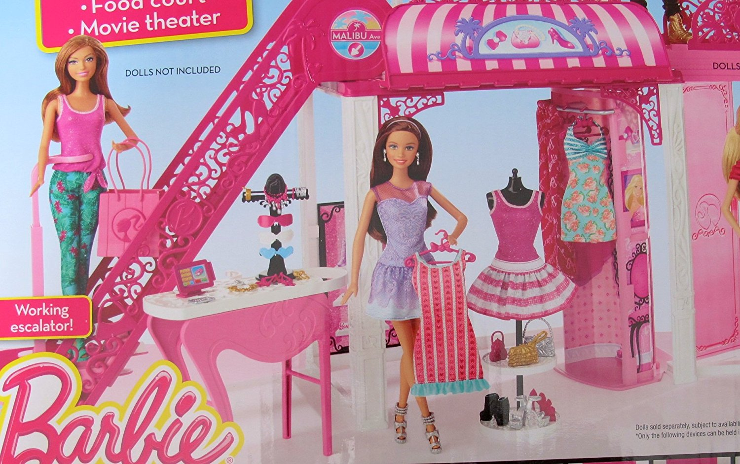 Barbie Shopping da Barbie de Malibu