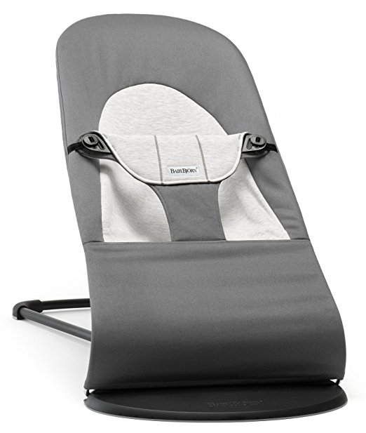 Cadeira Babybjorn Bouncer Balance Soft Black