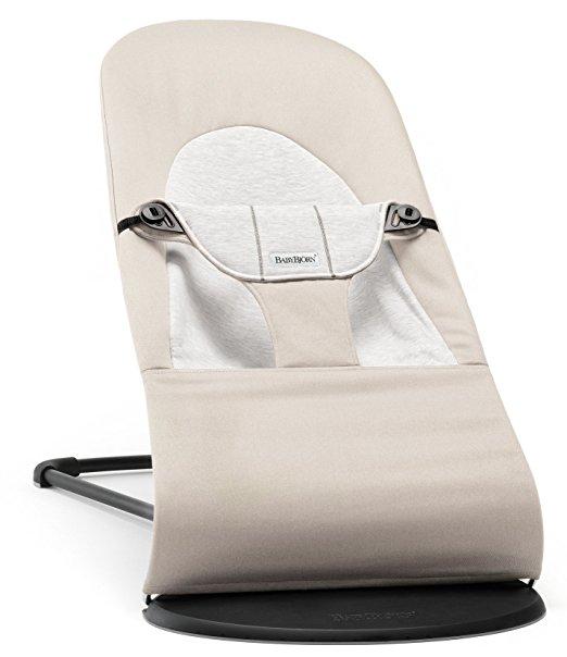 Cadeira Babybjorn Bouncer Balance Soft Dark Gray