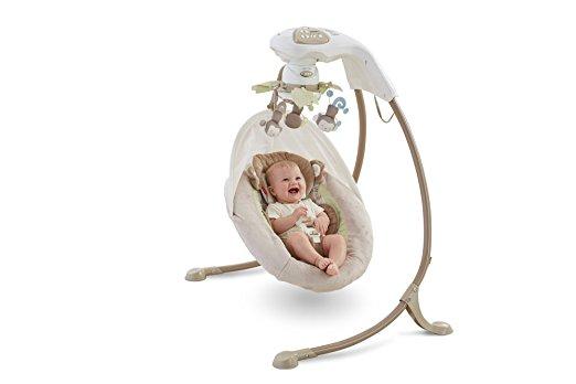 Cadeira Balanço Fisher Price SnugaMonkey Cradle Swing2