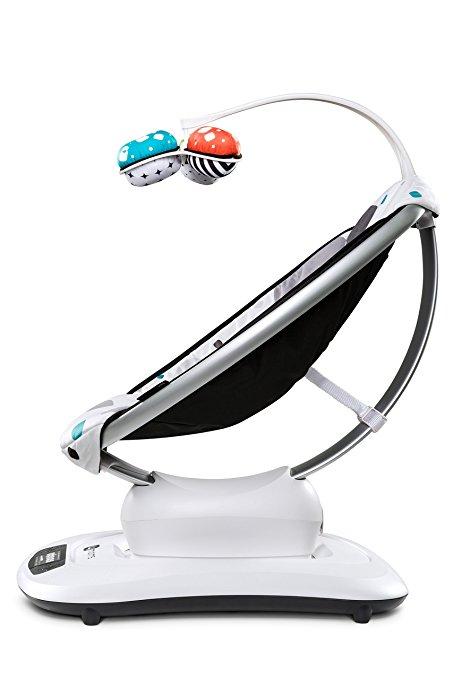 Cadeira De Balanço Mamaroo 4moms 2°geração Bluetooth Design3
