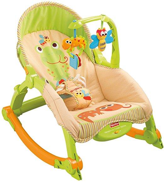 Cadeirinha de Balanço Fisher-Price Newborn-to-Toddler 2