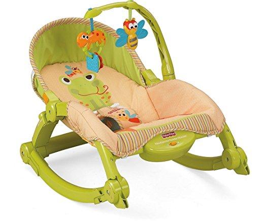 Cadeirinha de Balanço Fisher-Price Newborn-to-Toddler 4