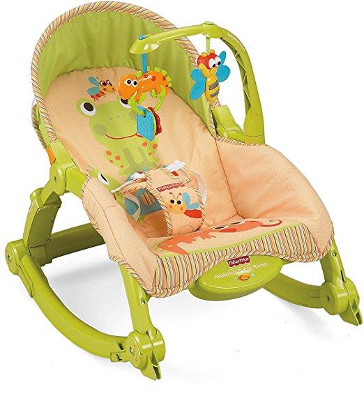 Cadeirinha de Balanço Fisher-Price Newborn-to-Toddler 6