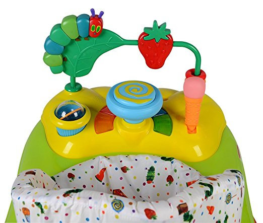 Creative Baby The Very Hungry Caterpillar 2-in-1 Walker 3