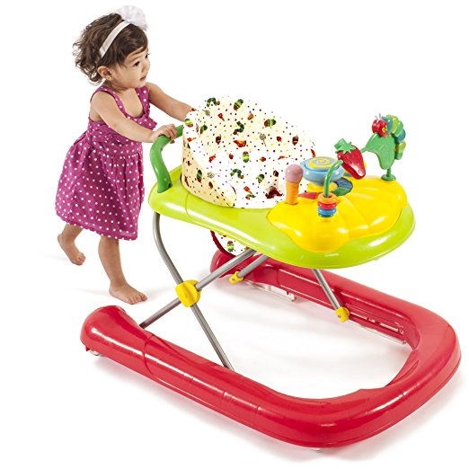 Creative Baby The Very Hungry Caterpillar 2-in-1 Walker 5