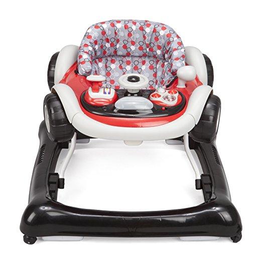 Delta Children Lil' Drive Baby Activity Walker 3