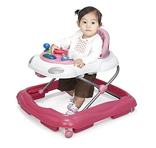 Delta Children Lil' Fun Walker, Pink 2
