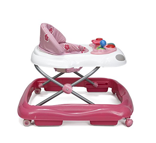 Delta Children Lil' Fun Walker, Pink 3