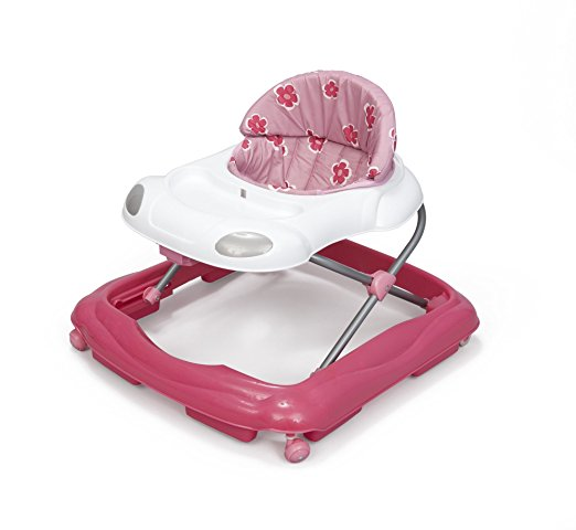 Delta Children Lil' Fun Walker, Pink 4