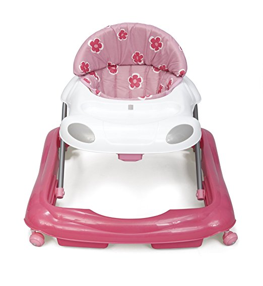Delta Children Lil' Fun Walker, Pink 6