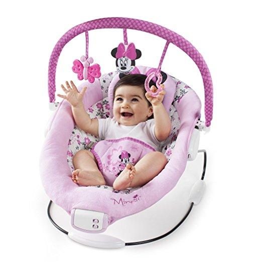 Disney Minnie Mouse Garden Delights Bouncer 4