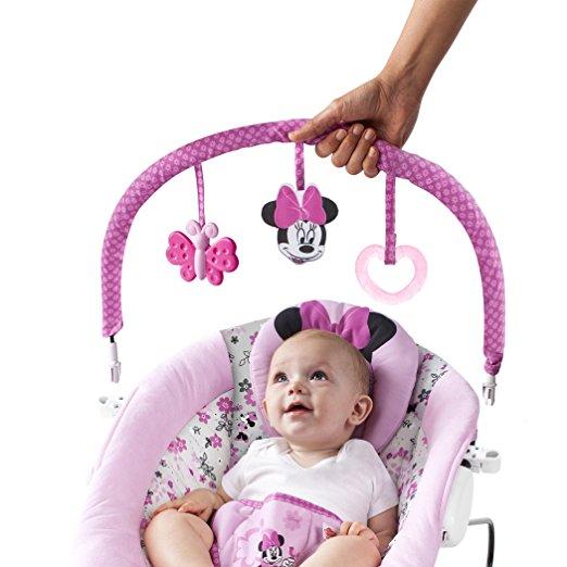 Disney Minnie Mouse Garden Delights Bouncer 5