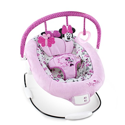 Disney Minnie Mouse Garden Delights Bouncer 7