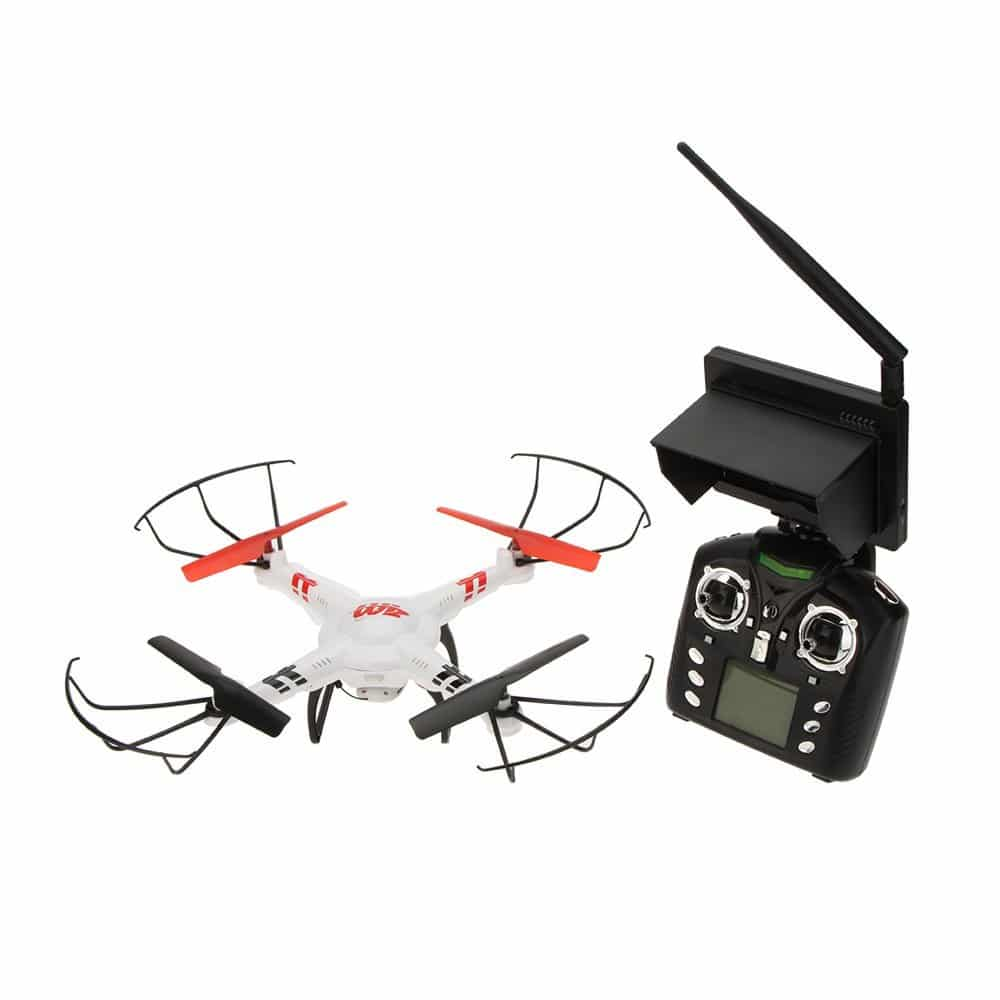 Drone Rc Quadcopter Wltoys V686 V686g 5.8g Vídeo Fpv