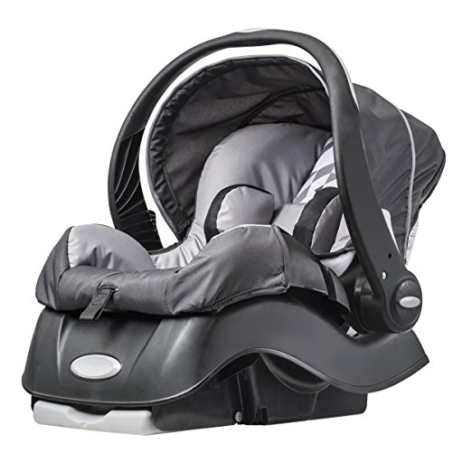 Evenflo Embrace LX Infant Car Seat, Raleigh 2