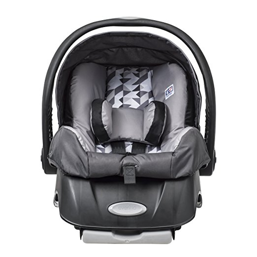 Evenflo Embrace LX Infant Car Seat, Raleigh 3