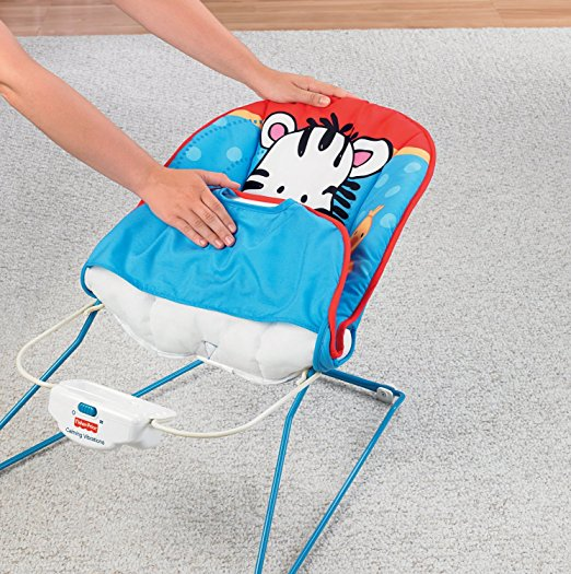 Fisher-Price Baby's Bouncer, Adorable Animals 5