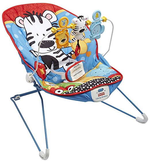 Fisher-Price Baby's Bouncer, Adorable Animals