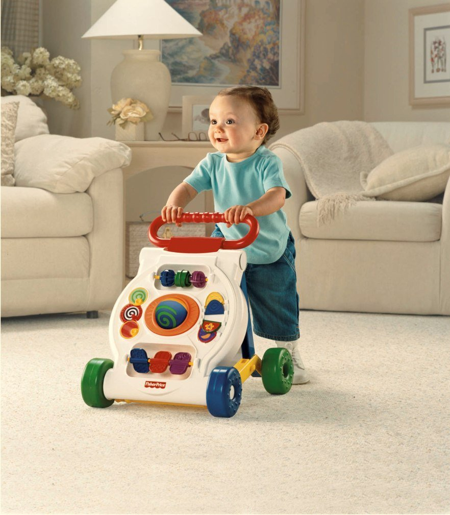 Fisher-Price Bright Beginnings Activity Walker5