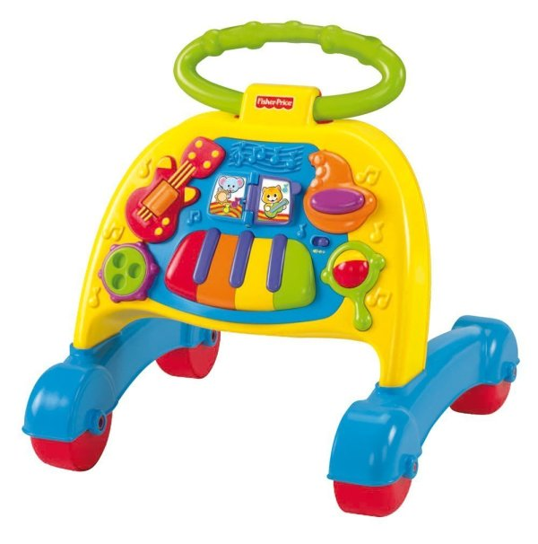Fisher-Price Brilliant Basics Musical Activity Walker2
