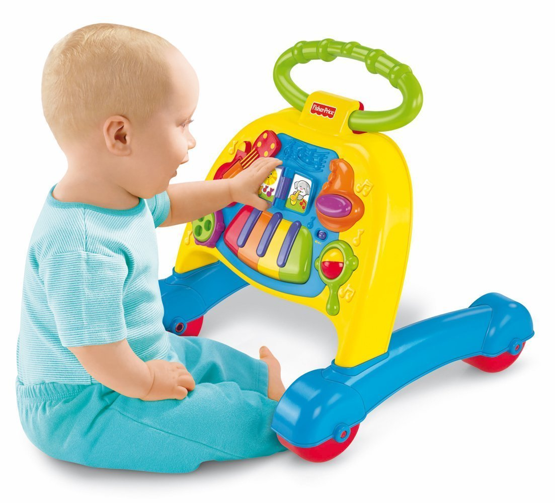 Fisher-Price Brilliant Basics Musical Activity Walker3
