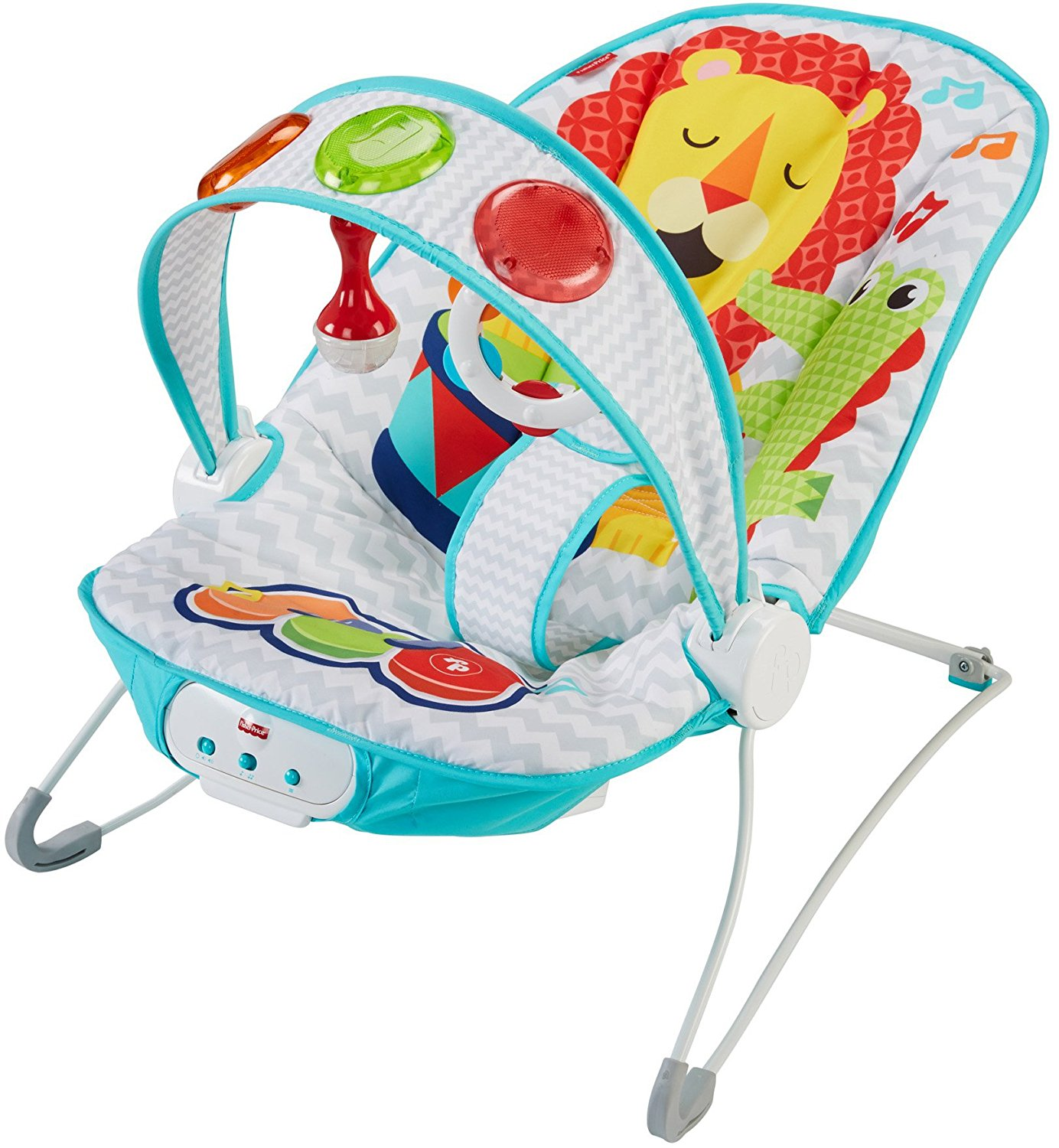 Fisher-Price Kick 'n Play Musical Bouncer 8