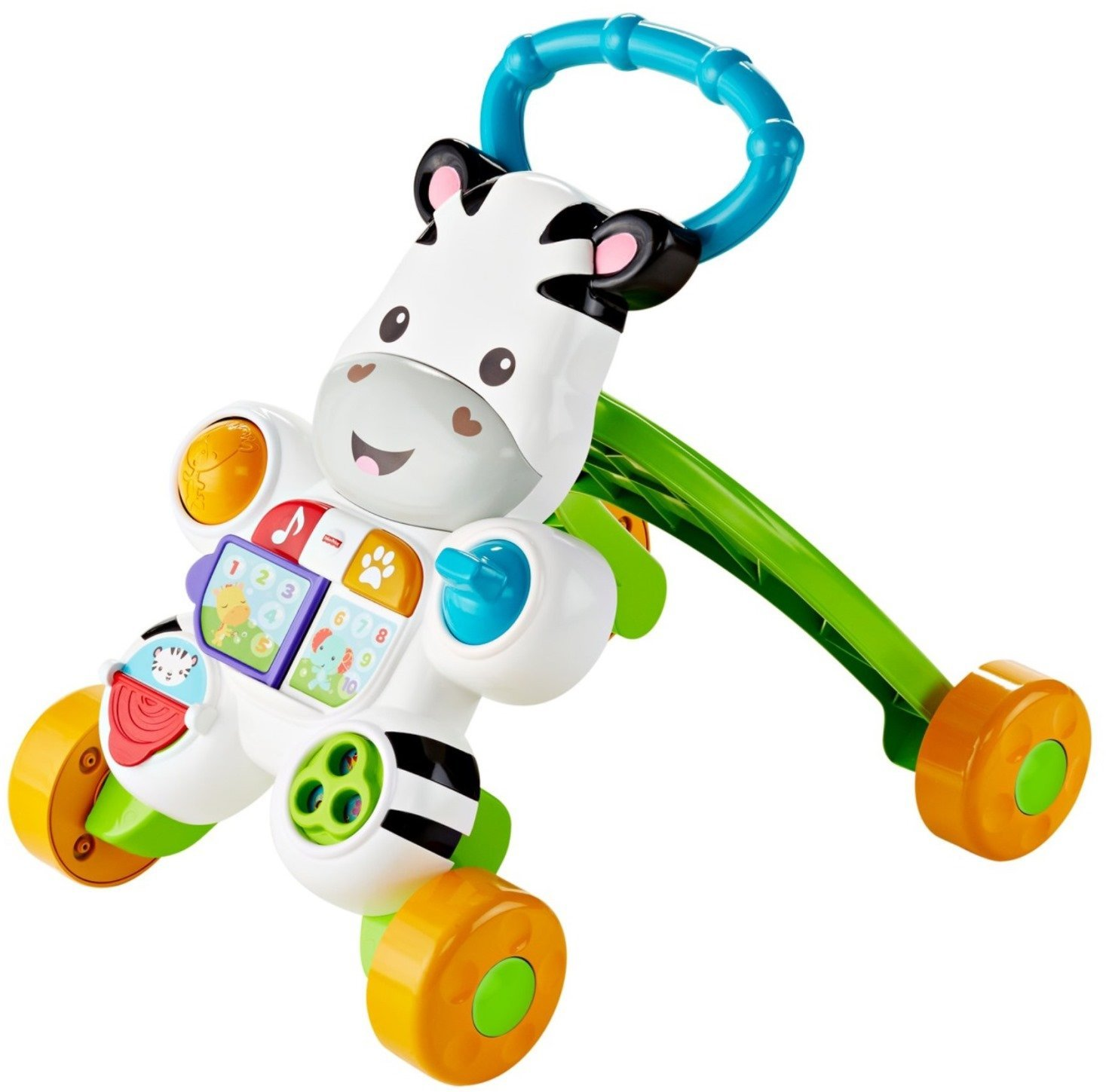 Fisher-Price Learn with Me Zebra Walker3
