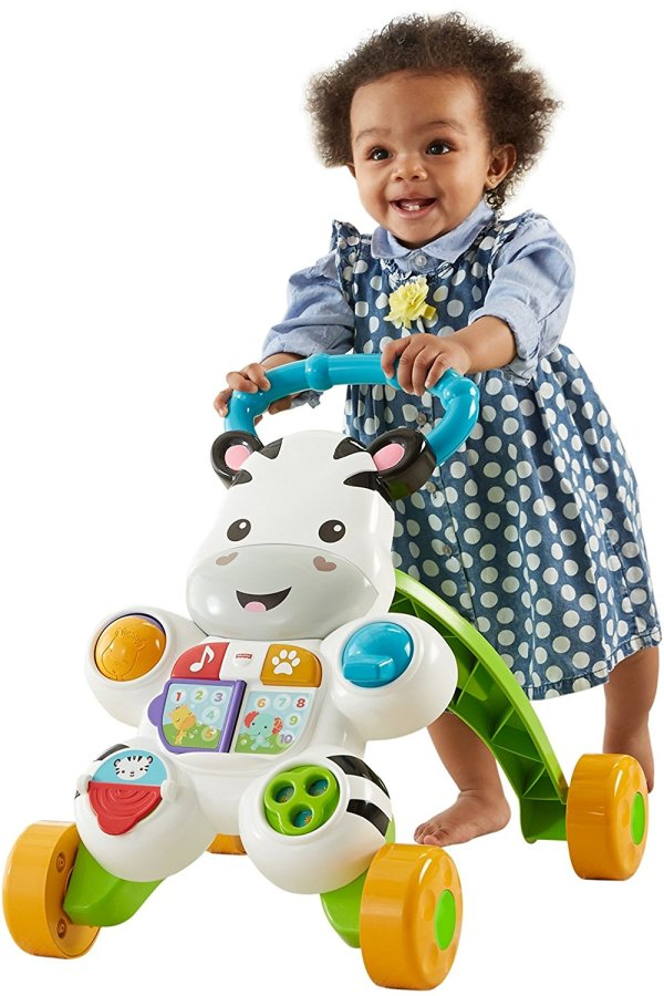 Fisher-Price Learn with Me Zebra Walker6