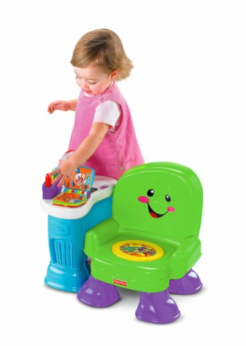 Fisher-Price Song and Story Learning Chair3