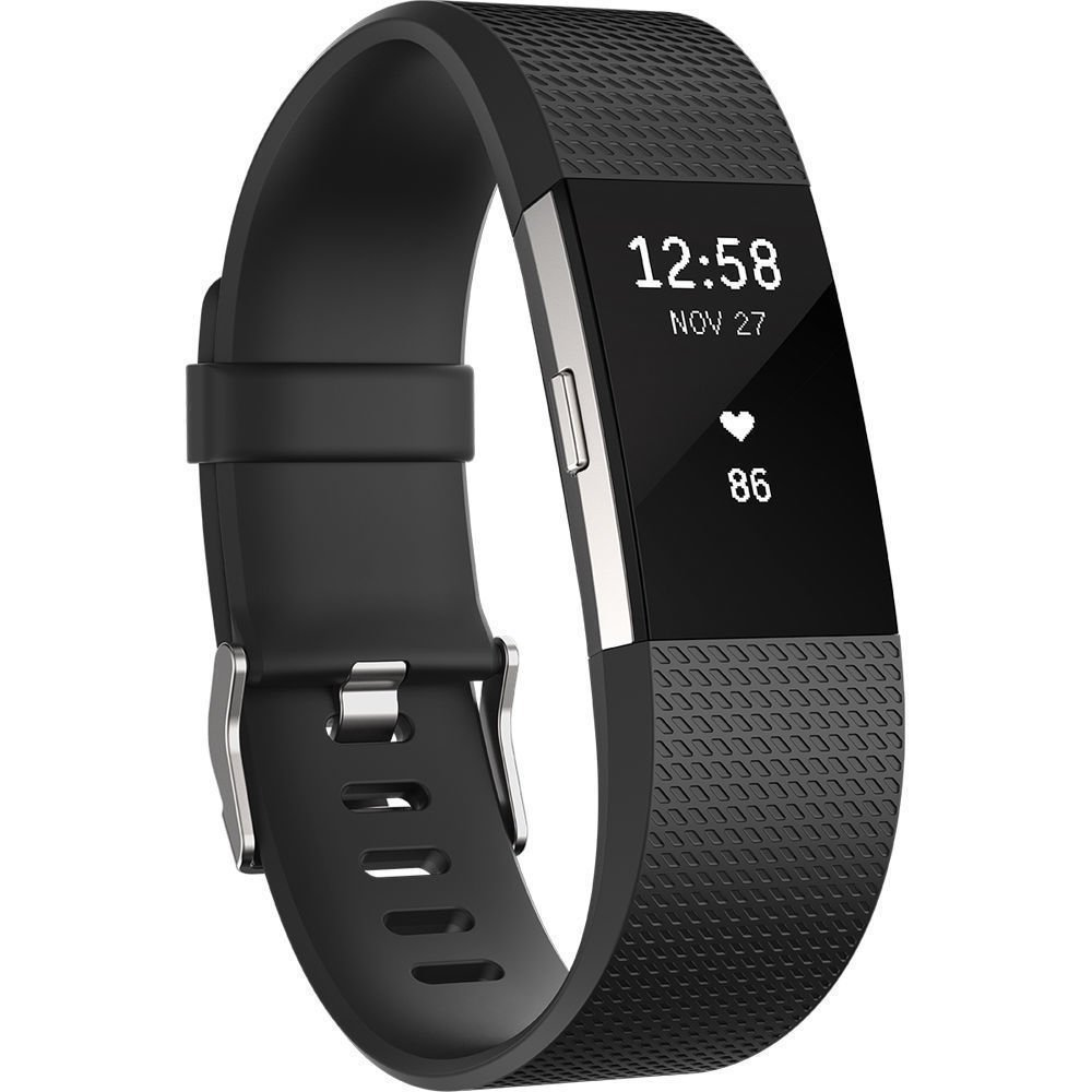 Fitbit Charge 2 Monitor Cardiaco Smartwatch