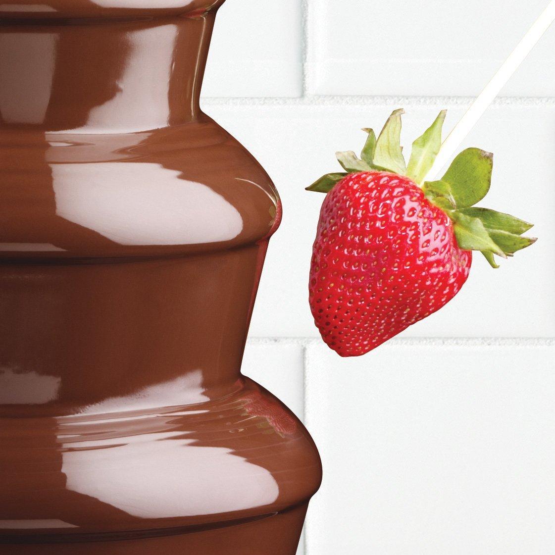 Fonte de Chocolate em Aço Inox Nostalgia Electrics CFF9864