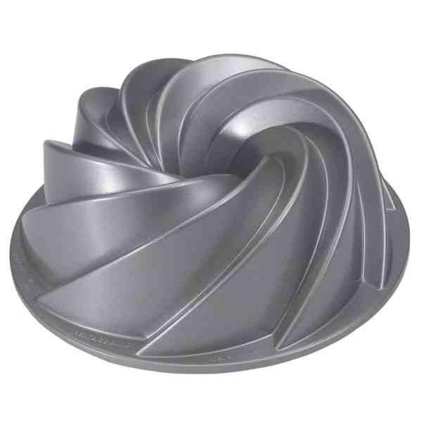 Forma Para Bolos Nordic Ware Platinum Collection Heritage Bundt Pan 80637AMZ