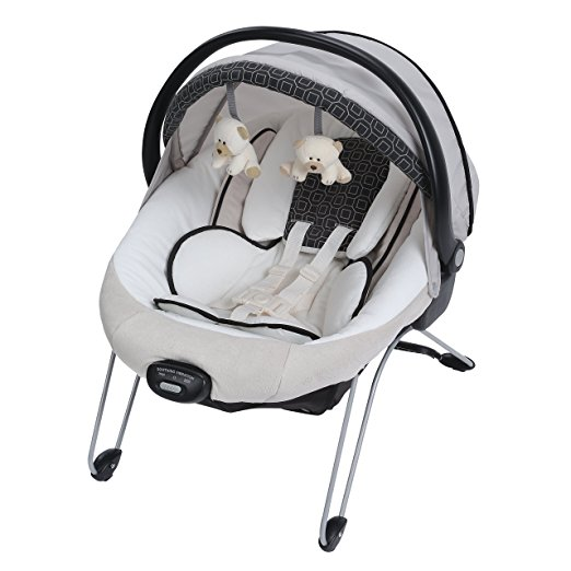 Graco Glider Elite Baby Swing, Pierce 3
