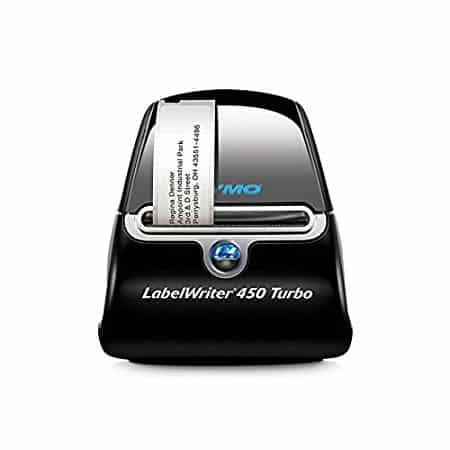Impressora Térmica Para Etiquetas Label Writer 450 Dymo 2