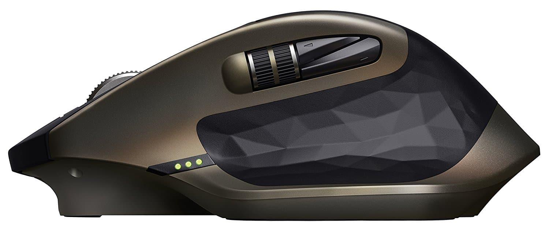 Logitech Mx Master Wireless Mouse Original Preto3