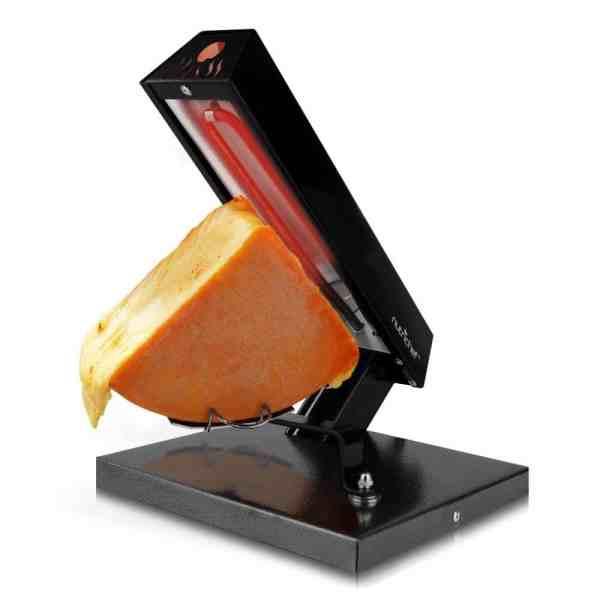 Máquina de Derreter Queijo Raclette NutriChef PKCHMT24