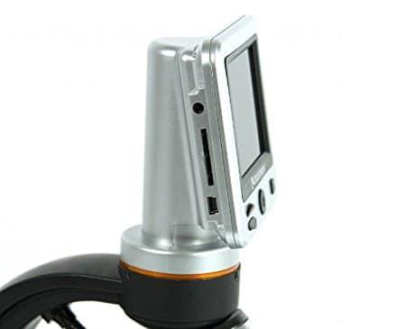 Microscópio Celestron Digital Ii (preto) 44341 Lcd