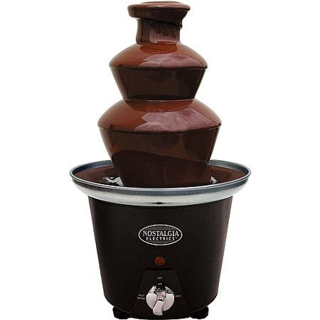 Mini Fonte de Chocolate Nostalgia Electrics CFF965