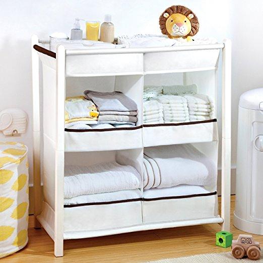 Organizador Munchkin Nursery Essentials Organizer 2