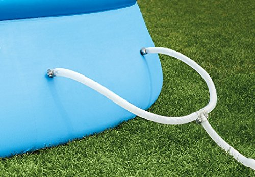 Piscina Inflável Intex 2.45 metros X 30in Easy Set Pool Set com a Bomba 2420 litros