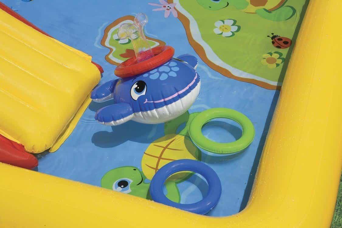 Piscina Intex Oceano Inflatable Play Center